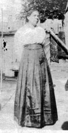 Rhoda REEVES LESLIE (pre 1900 @ Opelika AL)