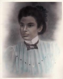 Eva Robinson Taylor, courtesy Gayle  Jessup White