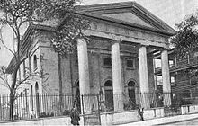 First Baptist Church, Charleston, SC