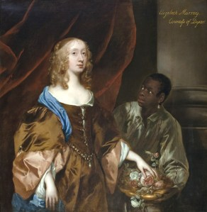 1651 Peter Lely (English artist, 1618-1680) Elizabeth Murray, Lady Tollemache