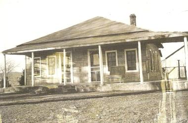 Home of Squire Mason - Center Ridge, AR