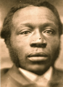This picture of Solomon Thompson is from Monique Crippen-Hopkins' family collection. Date unknown.
