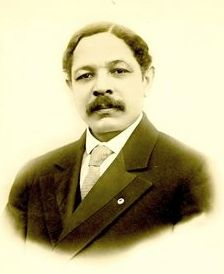 Dr. Solomon H. Thompson - used by permission, from The Black Archives of Mid-America