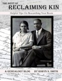 """Image of cover to """"The Best of Reclaiming Kin"""" Blog Book."""
