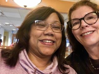 Maria S. Montgomery & Allison Thomas